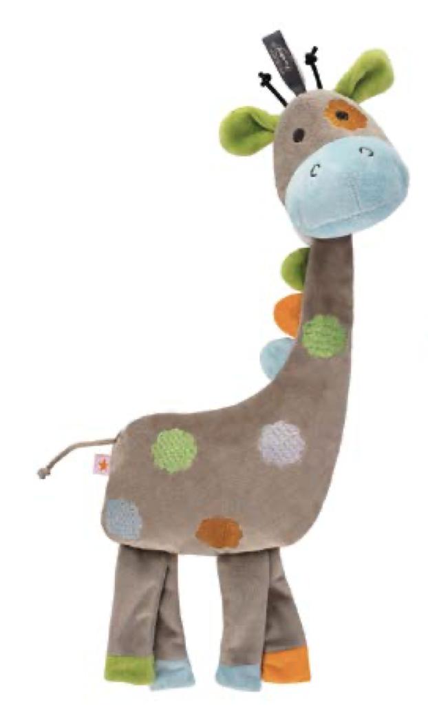 Pack riscaldante giraffa - Cuscino