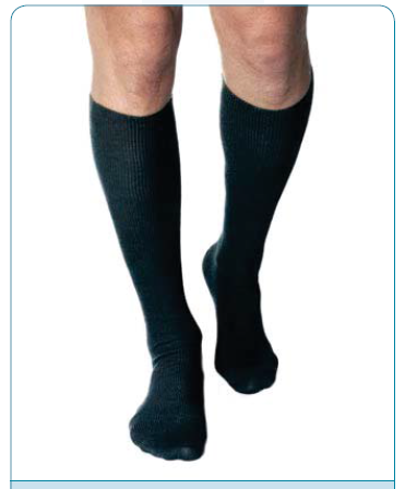 Calze lunghe comfort angora - Calze lunghe