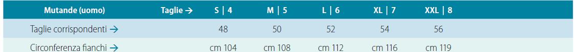 Angora 50 - Mutanda lunga - Mutanda lunga - Uomo