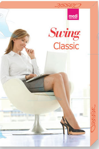 Linea Preventiva Swing Classic - Collant calibrato - Collant compressione graduata