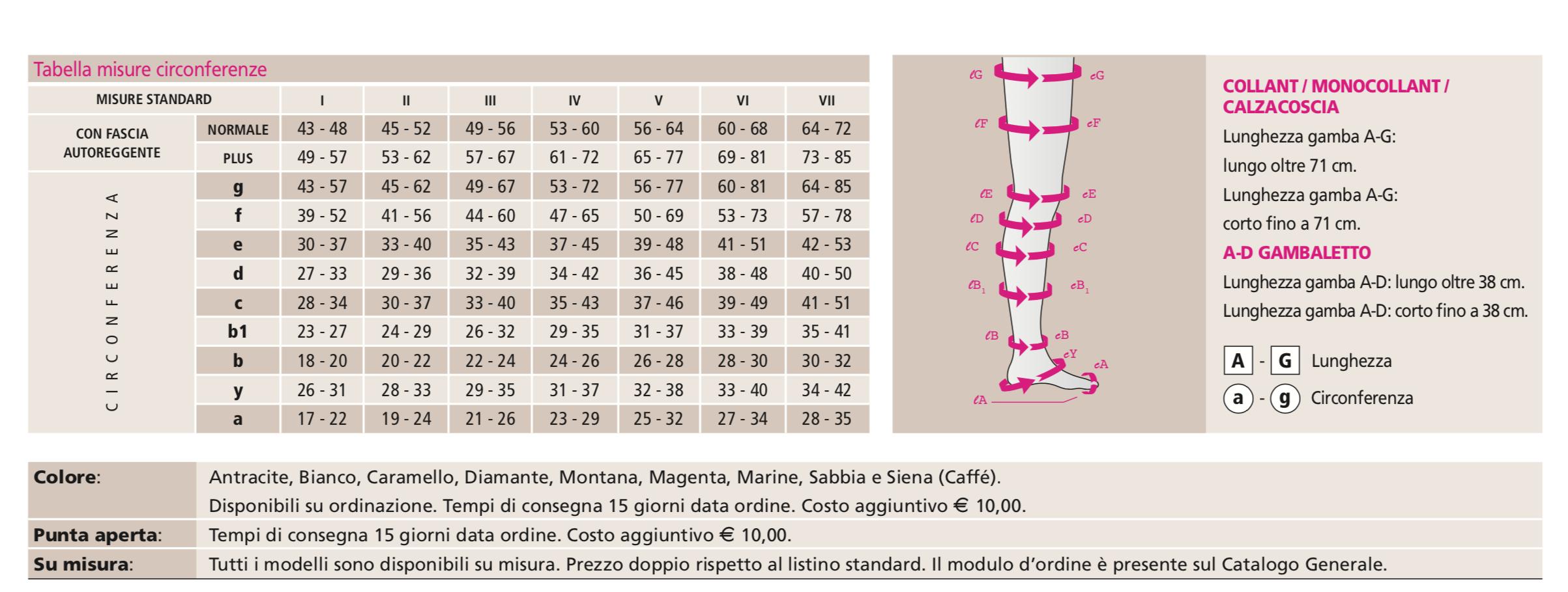 mediven elegance® - Gambaletto - Gambaletti compressione graduata