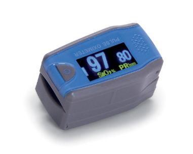 PULSIOSSIMETRO MINI A DITO - PEDIATRICO - DISPLAY LCD - Pulsiossimetro (o saturimetro) per bambini