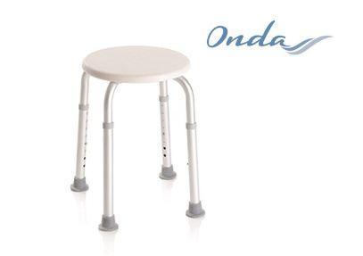 Sedile Per Doccia : Sedile per doccia regolabile in altezza orthogether