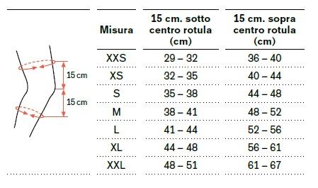 Genu Therma - Ginocchiera elastica