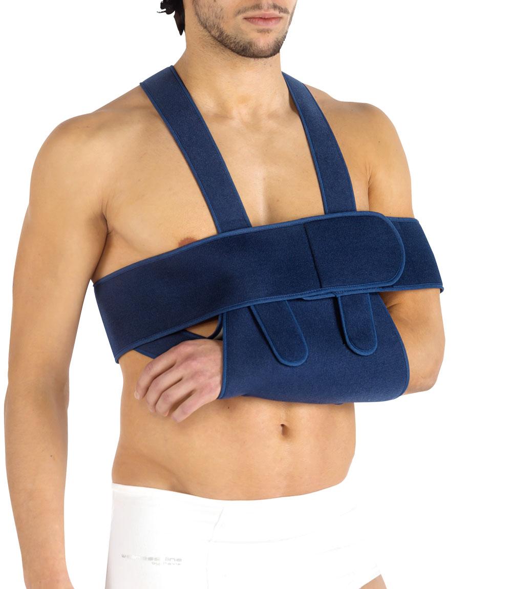 IMMOBILIZZATORE DI BRACCIO E SPALLA - Sostegno braccio e spalla