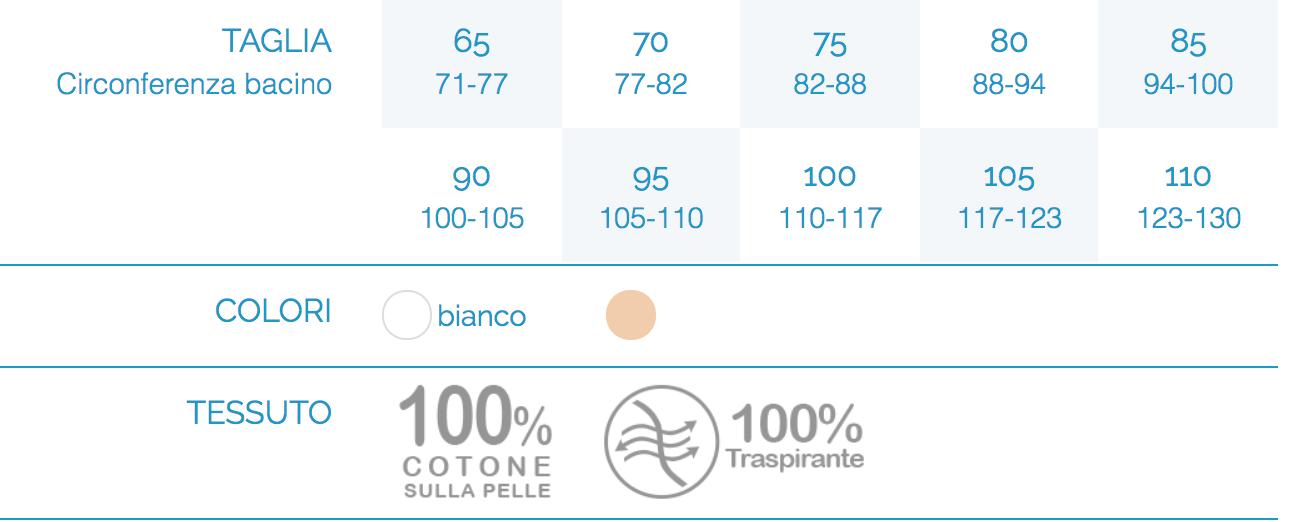 ERNIABLOCK TENSIONE FORTE - 648 - Mutande per ernia inguinale