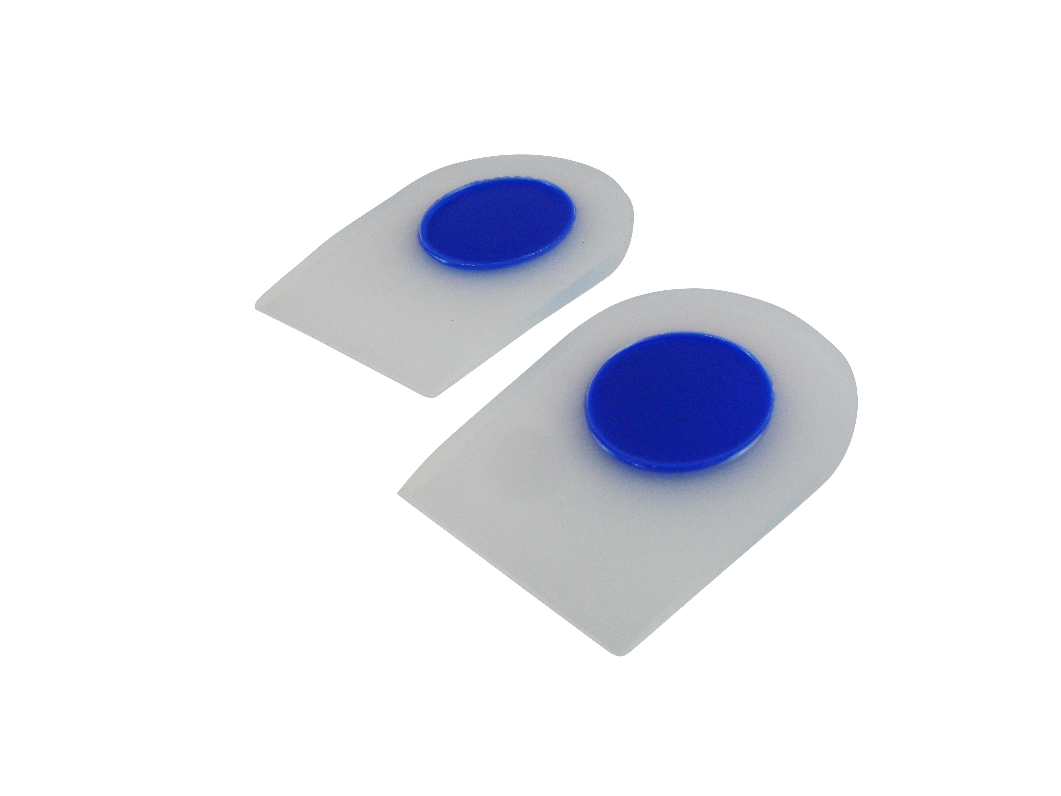 Talloniera per sperone con cavità removibile - Talloniera in silicone