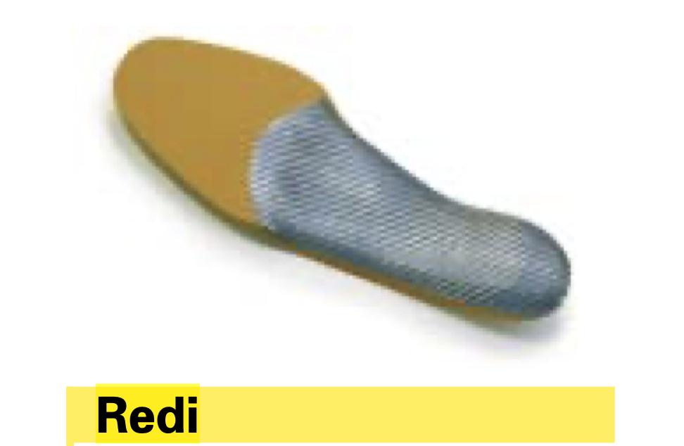 Redi - Uomo - Plantare ortopedico