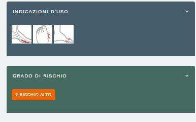 BOTERO 13 MICRO - Scarpe ortopediche donna