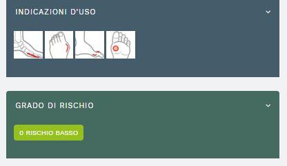 ISCHIA - Ciabatte ortopediche donna