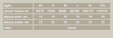 Lite-cross 93 - Corsetto lombare