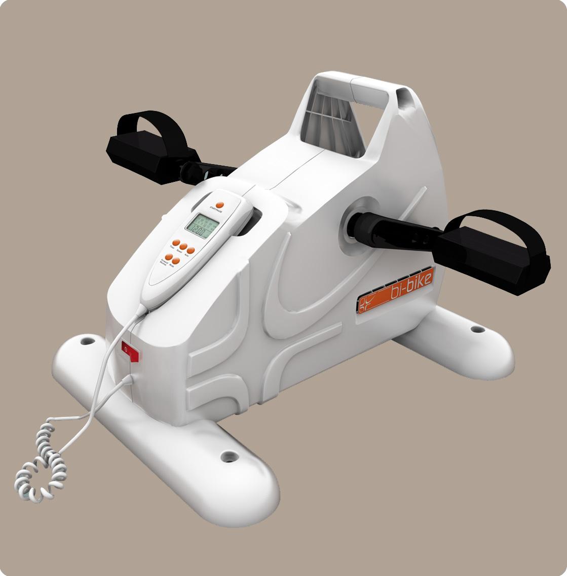 Bi-bike - Pedaliera elettrica per fisioterapia
