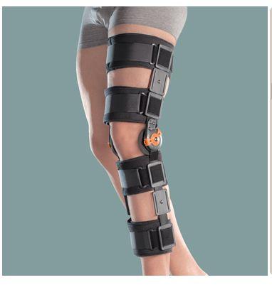 KPO - Tutore articolato per ginocchio post operatorio
