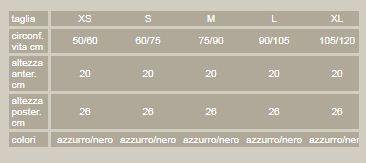 Linearplus 70 - Corsetto lombare