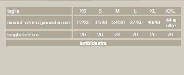Object PR3-460 - Ginocchiera elastica