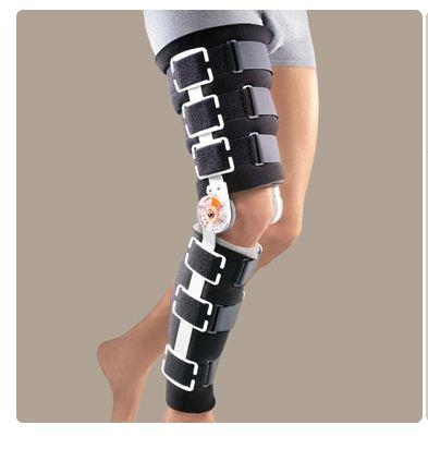 Go Up - Tutore articolato per ginocchio post operatorio