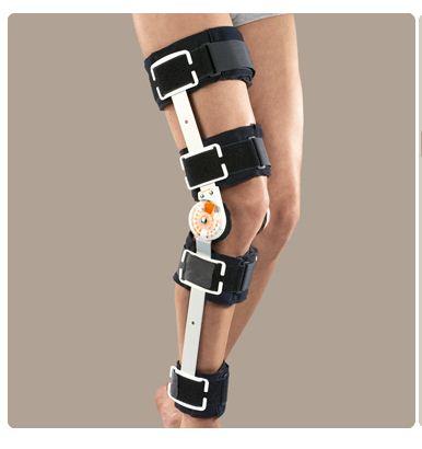Go Up Open - Tutore articolato per ginocchio post operatorio