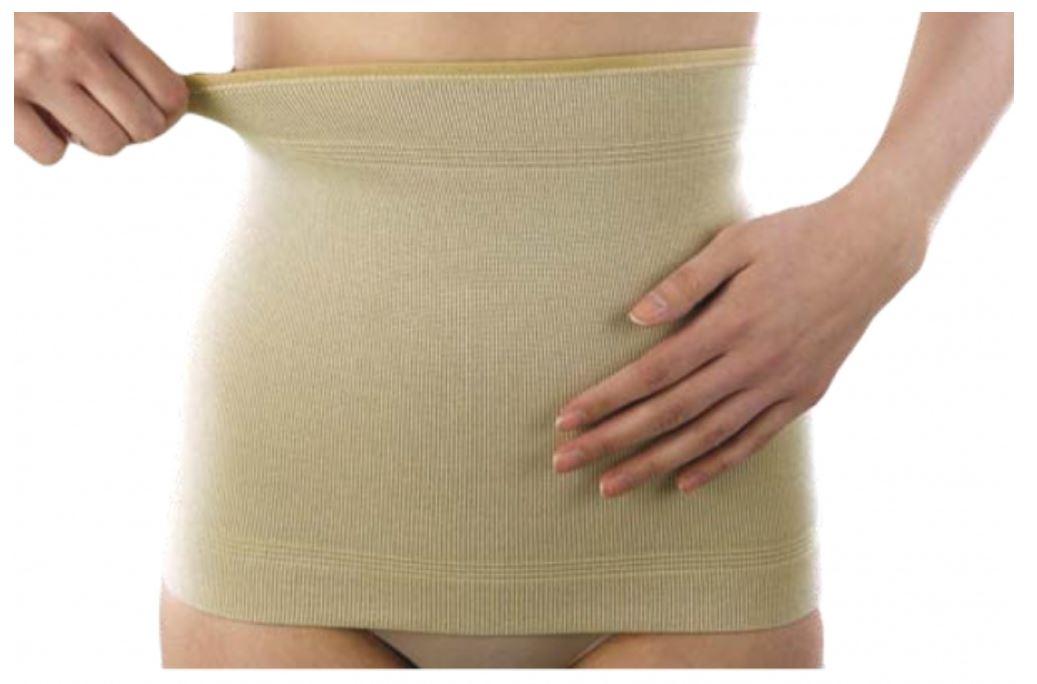Cintura in lana - Fascia lombare