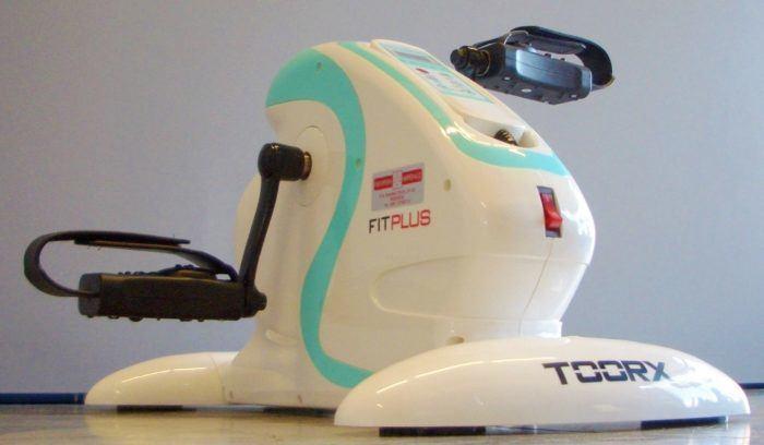FIT PLUS - Pedaliera elettrica per fisioterapia