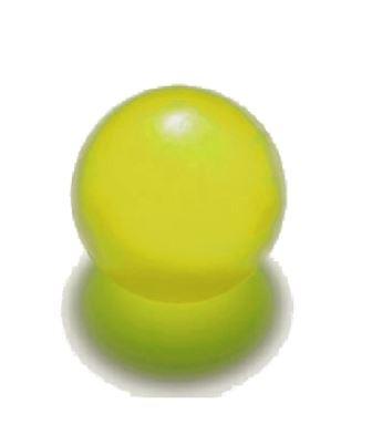 Pallina riabilitativa - Morbida gialla - Pallina riabilitativa