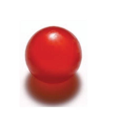 OK REHAB Pallina riabilitativa - Media rossa - Pallina riabilitativa