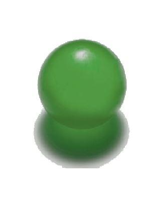Pallina riabilitativa - Forte verde - Pallina riabilitativa
