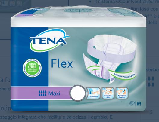 Flex - Maxi - Pannolino a cintura