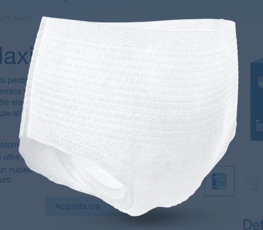 Pants - Maxi - Mutandina assorbente