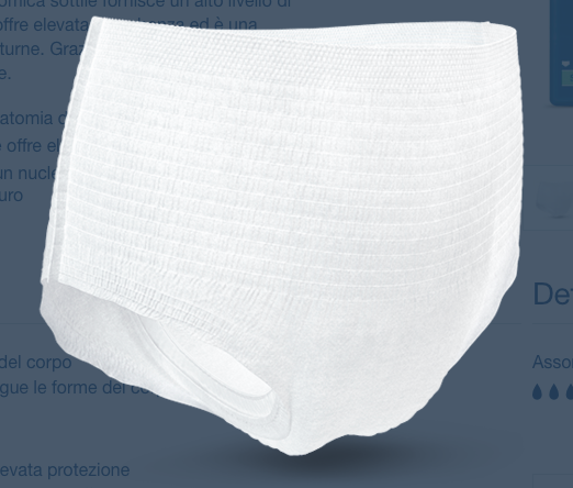 Pants - Super - Mutandina assorbente