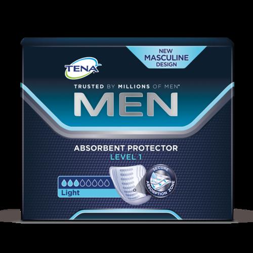 Men - Livello 1  - Rimedi incontinenza