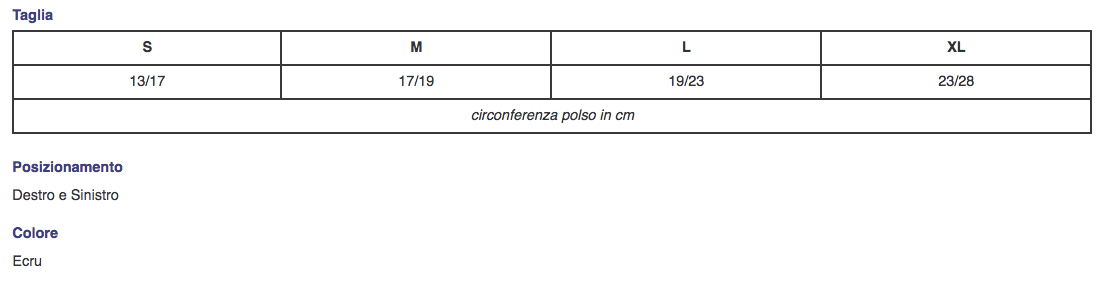 """Ortesi per pollice """"RHIZOFIT"""" in materiale composito forato - Ortesi per rizoartrosi"""