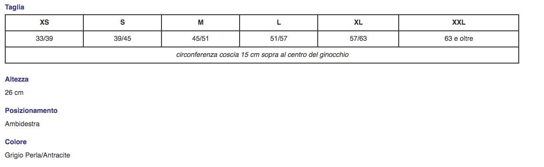 GENUTONIC TO3112 - Ginocchiera rotulea