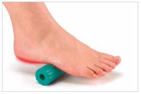 Foot Roller - Barra flessibile per piede
