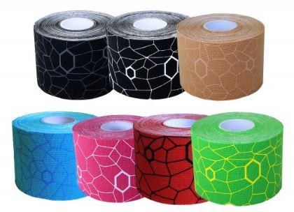 Kinesiology Tape - Rotolo 5 cm x 5 mt - Tape