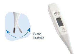 Termometro digitale bebè punta flessibile - Termometro digitale