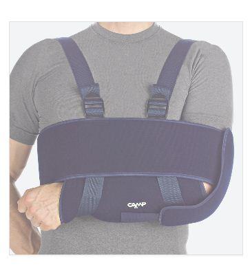 4442 Immobilizzatore spalla braccio Camp - Immobilizzatore braccio spalla  con supporto gomito