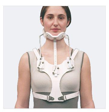 8005 - Immobilizzatore cervicale