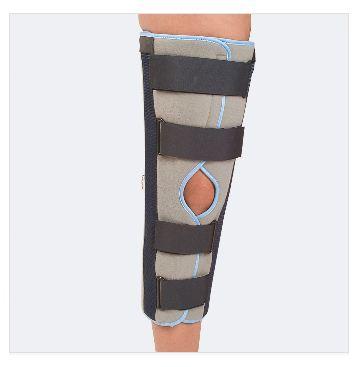 951  - Tutore articolato per ginocchio post operatorio