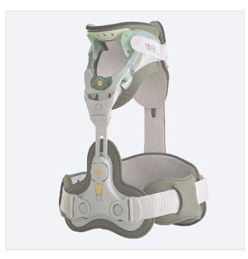 Vista CTO 4 Post - Immobilizzatore cervicale