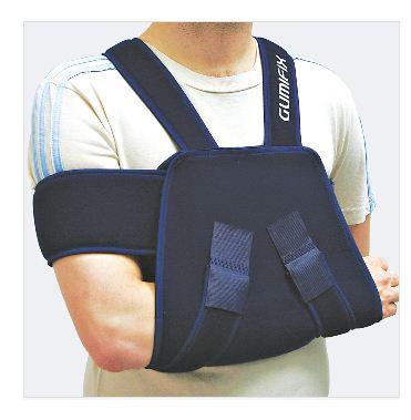 Gumifix - Immobilizzatore braccio spalla  con supporto gomito