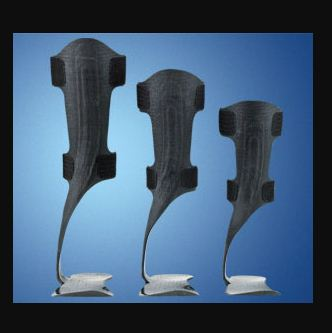 KiddieGAIT  - Tutore dinamico in carbonio e kevlar per piede equino