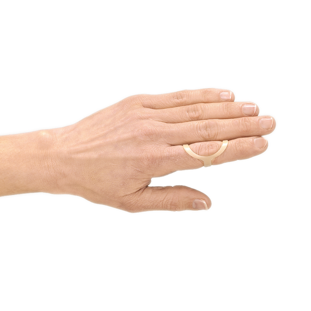 Oval 8  - Tutore dita mano