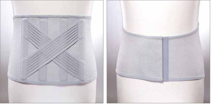 500/Dry - Corsetto dinamico lombo-sacrale