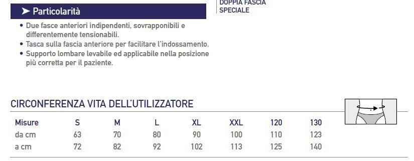 Maximo/30-35 - Corsetto ortopedico